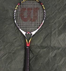 Теннисная ракетка Willson