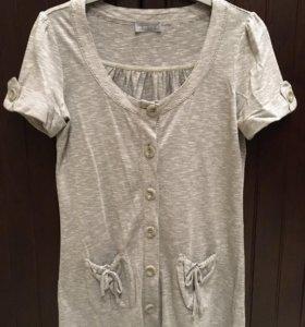 Блузка Marks Spencer трикотажная размер UK10