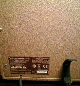 Комбоусилитель Fender 2 входа