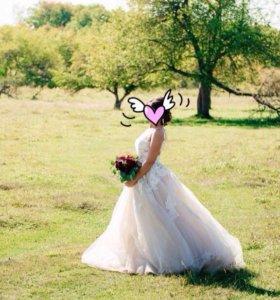 Свадебное платье Gabbiano модель Беатрис