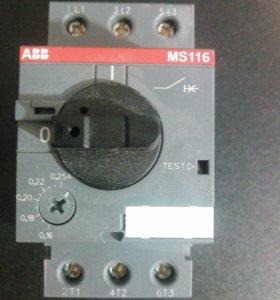MS116-0.25 ABB