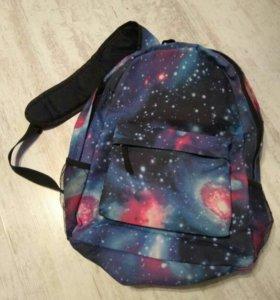 Рюкзак космос