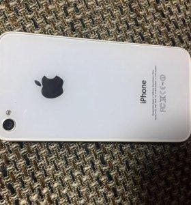 Айфон 4 на 8гб