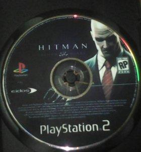 Диски для PS2 1 шт 50р