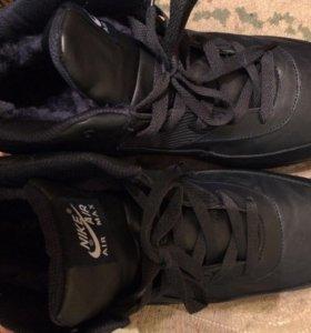 Зимние ботинки27,5