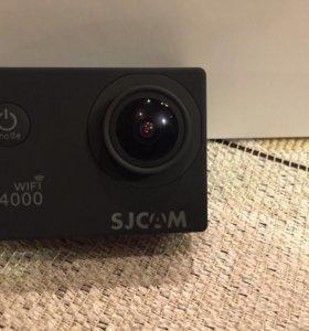 Экшн-камера SjCam4000WI-FI, лучшая замена GoPro