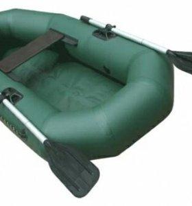 Надувная лодка ПВХ Компакт-200, 200х95 см