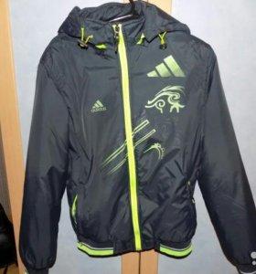 Куртка на 10-13 лет