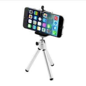 Штатив мини выдвижной для смартфона камера