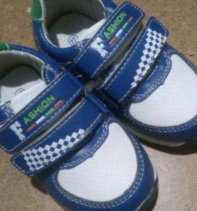 Ботиночки детские новые р 22