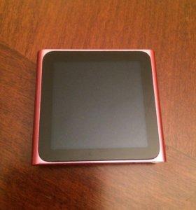 Ipod Nano 6th Generation Pink 8Gb