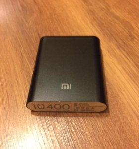 Портативный аккумулятор power bank xiaomi 10400mAh