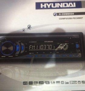Магнитола Hyundai