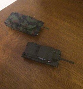 Коллекционные (Leopard-1,ИСУ-152)