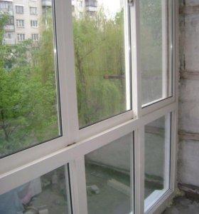 Окно фрамужное