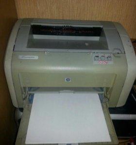 принтер hp LaserJet 1020