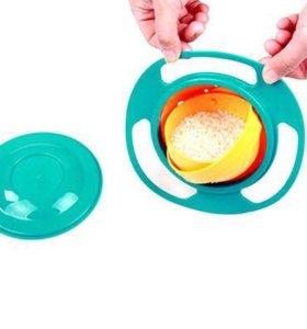 Вращающаяся тарелка для детей