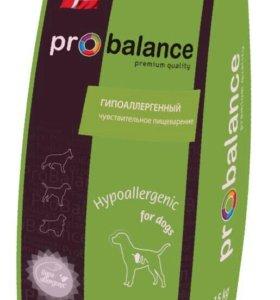 Корм ProBalance Hypoallergenic 15 кг.