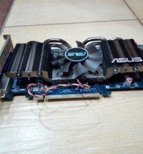 Видео карта nvidia GeForce GTS 250 1gb