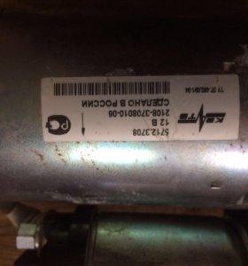 Стартер и втягивающее для ВАЗ 2114,2115