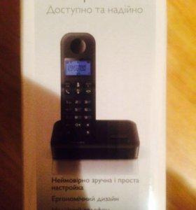 Радиотелефон новый