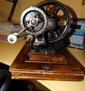 Швейная машинка Zinger