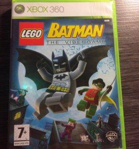 Игра на Xbox 360 Batman