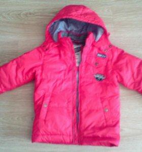 Куртка тёплая!!!