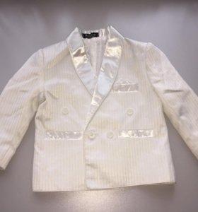 Смокинг белый пиджак