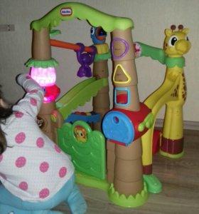 Напркат LittleTikes Игровой центр Домик на дереве
