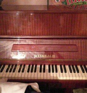 """Пианино """"weinbach"""""""