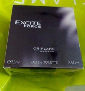 Туалетная вода мужская Excate force