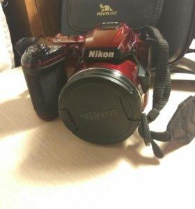 Фотоаппарат Nikon COOLPIX LI120