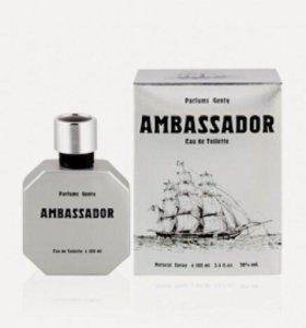 Туалетная вода  Амбассадор