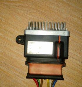 Блок управления вентилятором для Audi A4