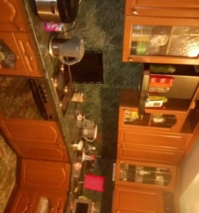Кухонный гарнитур с техникой