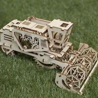 3D конструктор комбайн