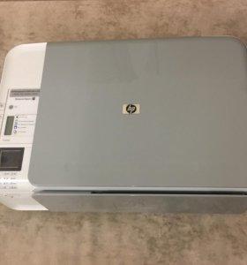 Принтер/сканер/копир/факс HP Photosmart C4343