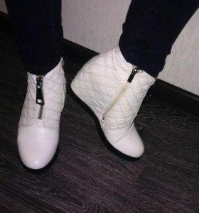 Ботинки макфлай