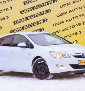 Opel Astra AT 1.6, 2011г