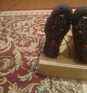 Ботинки зимное салмон