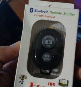 Блютуз пульт для смартфонов и айфонов