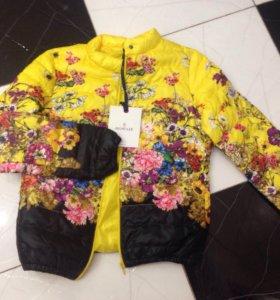 Куртка пуховая MONCLER 40-44