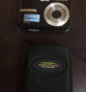 Продам цифр фотоаппарат Samsung s 760