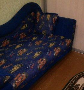 Детские кровати раздвежные для мальчика и девочки