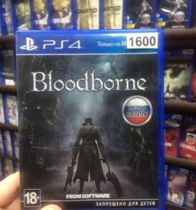 Bloodborne (PS4)