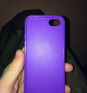 Чехол на iPhon 5 s
