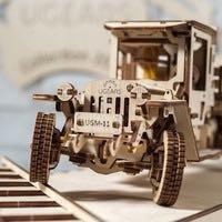 3D конструктор Грузовик UGM-11