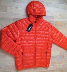Новая пуховая куртка Five Seasons (Швеция)