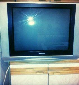 Телевизор Sony и Panasonic
